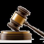 молоток юриста
